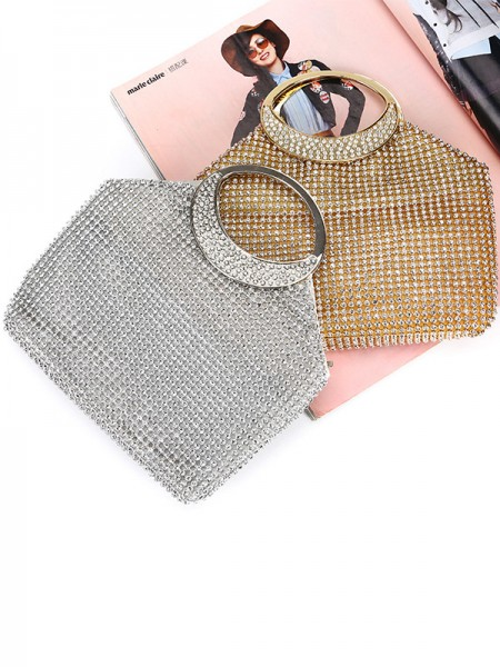 Luxurious Rhinestone Evening/Party Crystal Handbags