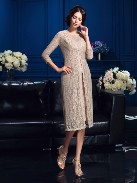 3/4 Sleeves Lace Special Occasion Wrap