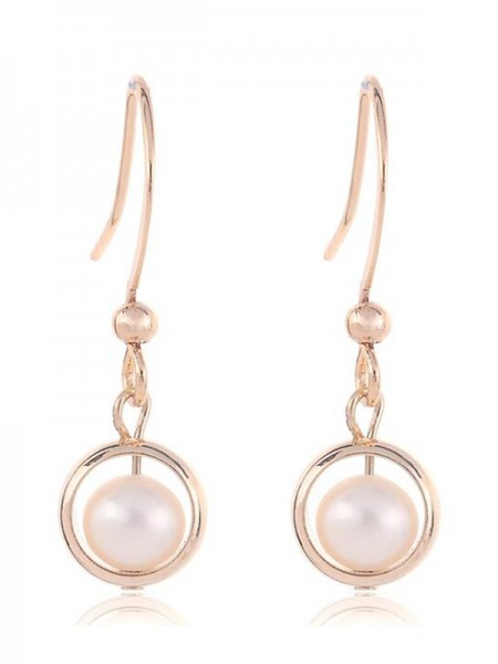 Charming Pearl Hot Sale Women Earrings