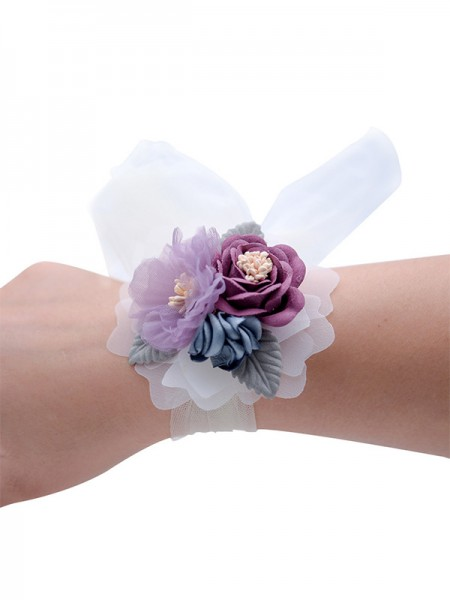 Charming Cloth Bridal Wrist Corsage