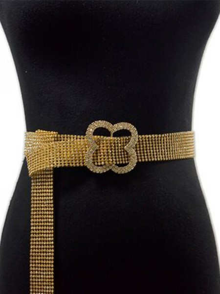 Women's Alloy Attractive Sashes With Rhinestones